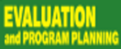 Evaluation and Program Planning